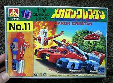 Megaloman MEGARON CRESTAN MODEL KIT AOSHIMA JAPAN MEGAROMAN