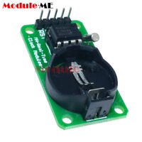 2x RTC DS1302 Real Time Clock Module F Arduino AVR ARM PIC SMD Replace DS1307