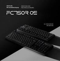 Black LEOPOLD FC660C 66 Keys Compact Keyboard PBT Keycab Electrostatic Capactive