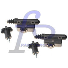 2pc Brake Master & Slave Cylinder Kit for Case Fork Lift Backhoe 450C 480C 580C