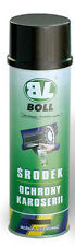 BOLL - 1 Bombe anti-gravillon noir, auto, carrosserie, blackson