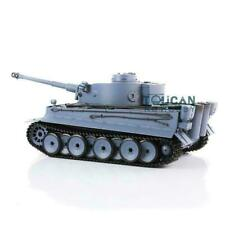 Us Stock 1/16 Henglong 6.0 Plastic Tiger I Rc Tank 3818 W/ 360°Barrel Recoil