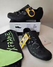 NORTHWAVE Extreme Pro Road Bike Shoes Black size 40 EU - NEW - RRP £350