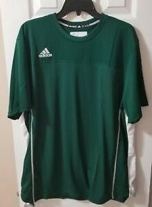 Adidas Utility SS Jersey 4744A Collegiate Green/ White | Size XL | New with Tags
