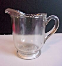 Antique Creamer Early American Pattern
