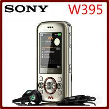 Sony Ericsson Walkman W395 - Blush titanium (Unlocked) Cellular Phone