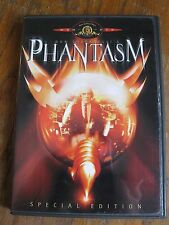 PHANTASTM DVD TESTED SPECIAL EDITION HORROR RARE OOP ANGUS SCRIMM VG+