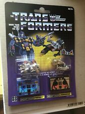 Transformers G1 Walmart Vintage Reissue Frenzy and Laserbeak Cassettes Pack