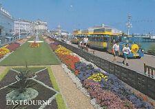 Postcard - Eastbourne - The Carpet Gardens and Dotto Train