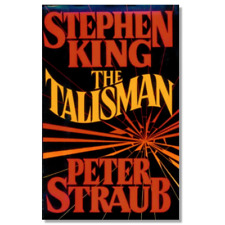 THE TALISMAN by Stephen King, Peter Straub a Hardcover book FREE USA SHIPPING