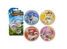 Sega Sonic the Hedgehog Sonic Boom Tails Knuckles Amy Lot de 4 Bouncy Balls