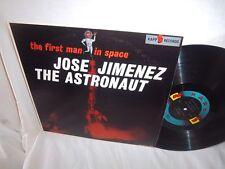 JOSE JIMENEZ-FIRST MAN IN SPACE VG+/VG+ comedy LP