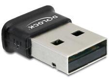 "Delock USB 2.0 Bluetooth Adapter V4.0 Dual Modus  ""Abverkauf"""