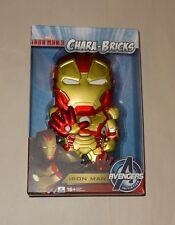 """IRON MAN 3"" MARVEL CHARA-BRICKS 7"" VINYL SDCC 2013 Comic-Con RARE 1 of 500!"