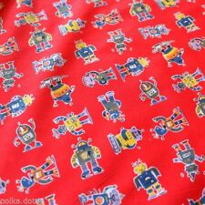 Unbranded Children's Polycotton Craft Fabric Fat Quarter
