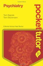 Pocket Tutor Psychiatry by Neel Burton 1907816232 FREE Shipping