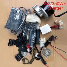 bicicletta elettrica eBike Conversione Kit 36V 350W Motore+caricabatterie UDW