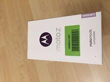 Lenovo Moto Z Smartphone 32 GB 5.5 Zoll Fine Gold Frontlinse White LTE NEU & OVP