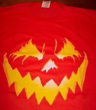 PUMPKIN JACK O' LANTERN HALLOWEEN  T-Shirt LARGE NEW