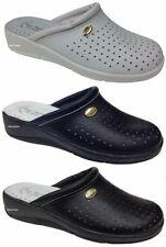 Flat (less than 0.5') Wide (E) Synthetic Shoes for Women