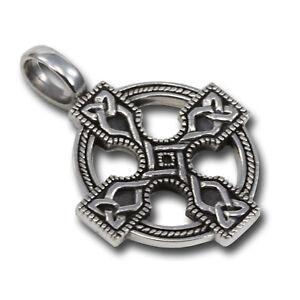 925 Sterlingsilber keltischer Anhänger Kelten Kettenanhänger Silber Schmuck