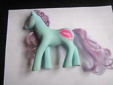 Vintage Hasbro MLP My Little Pony Ruby Lips 1988