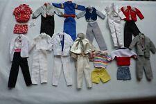 Tenues vintage Barbie Ken 1978 à 1996