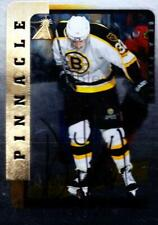 1996-97 Be A Player Auto Silver #97 Don Sweeney