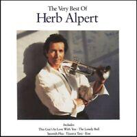 HERB ALPERT - THE VERY BEST OF CD ~ GREATEST HITS ( TIJUANA BRASS ) *NEW*