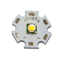 Led chip CREE XML U2 LED 10 W 1100Lm Blanco Calido 20mm