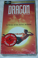 Dragon The Bruce Lee Story VHS, 1993, Universal, Collectors Choice Free Ship USA