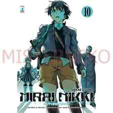 Manga - Mirai Nikki - Future Diary 10 - Star Comics
