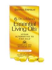 Essential Formulas Dr Ohhira's Essential Living Oils 60gels