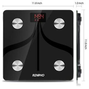 Scale Smart Bluetoothe Body Composition Monitor For Weight% Fat