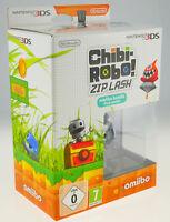 Chibi-Robo! Zip Lash - Special Edition inkl. amiibo Nintendo 3DS GameBoy DS NEU