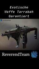 Destiny 2 - Tarrabah Garantiert    PS4/PC/XBox
