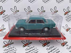 "DIE CAST "" POLSKI FIAT 125P - 1970 "" EAST LEGENDARY CARS SCALA 1/24 HACHETTE"