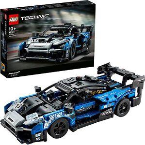 Technic McLaren Senna GTR Racing Sports Car LEGO 42123 Vehicle Construction Set