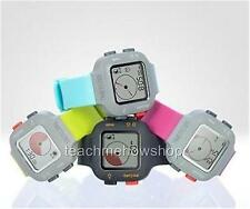 Silicone/Rubber Band Mechanical (Automatic) Unisex Watches