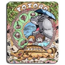 Totoro Mouse Pad Mousepad - Studio Ghibli my neighbor anime mat gift art pc