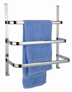 Handtuchhalter für die Tür - Türregal Handtuch Regal Handtuchstange Halter