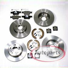 Mercedes Clk c208 a208 - Bremsscheiben Bremsen Set Handbremse für vorne hinten