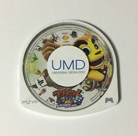 USED PSP Disc Only Ratchet & Clank 5 Gekitotsu! Dodeca Ginga no Mirimiri Gundan