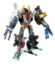 "Transformers Universe SUPERION 10"" Robot 5 Jet COMBINER toy  figure set NICE!"