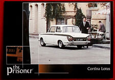 THE PRISONER, VOLUME 2 - Card #30 - Cortina Lotus - Factory Ent. 2010