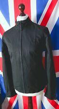 Pretty Green Harrington Jacket - L/XL - Black - Mod Casuals 60's