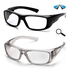 Schutzbrille Arbeitsschutzbrille mit Sehstärke Pyramex Emerge RX CE-EN166