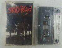 "1989 Skid Row ""Skid Row"" Audio Cassette Tape Atlantic Records See Pics"