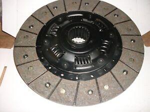"fits Mahindra 2555 2655 5010 tractor clutch disc 11"" 19 spline"
