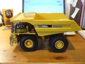 First Gear 50-3138 Komatsu 960E Mining Dump Truck, 1:50, excellent